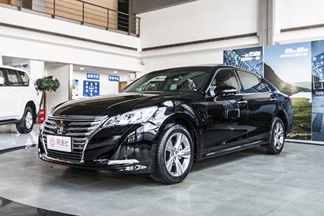 本田皇冠车价格及图片
