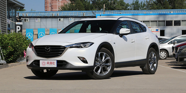 马自达CX-4平价销售 最低14.08万元起